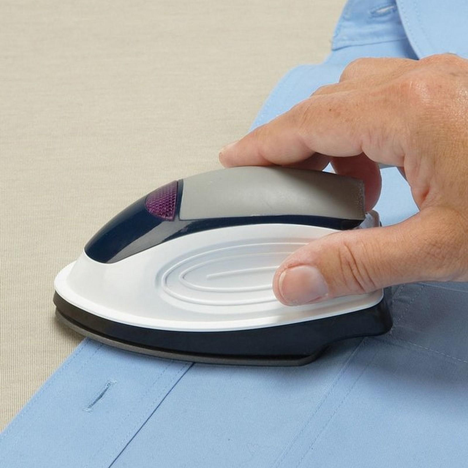 15 New Inventions - Electric portable mini iron.